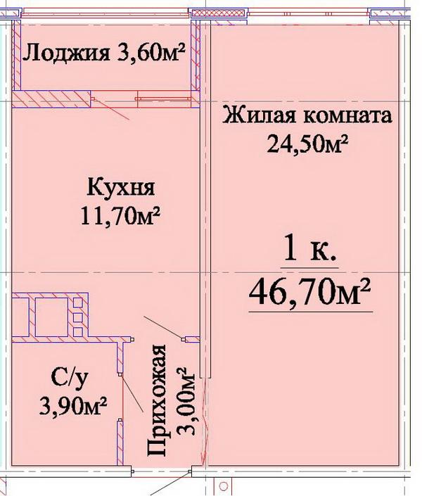 ЖК Альтаир. Звездный городок, Одесса, Таирово. Цены от 887.69 у.е. (фото №6)