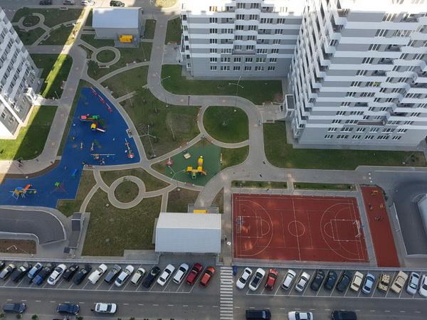 ЖК Альтаир. Звездный городок, Одесса, Таирово. Цены от 887.69 у.е. (фото №9)