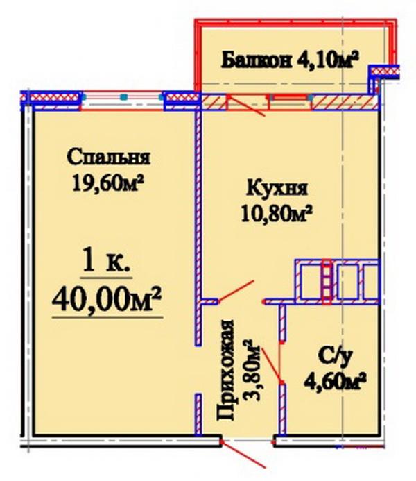 """Жк """"михайловский городок"""" г.одесса - купить квартиру, цены о."""