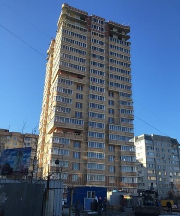 Одесская мэрия помогает завершить недострой на Посёлке Котовского