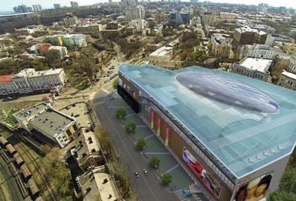На Таможенной площади планируют построить грандиозный ТРЦ