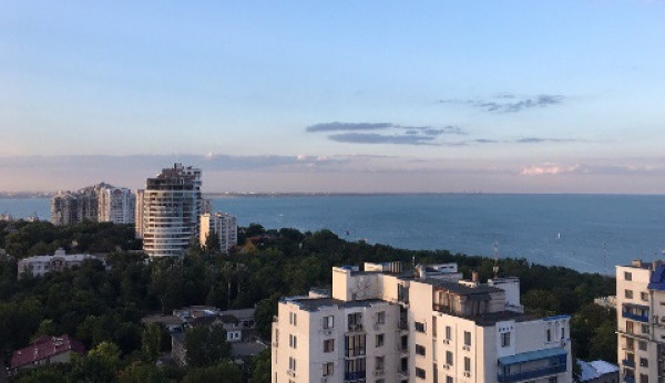В Украине продолжается строительный подъём