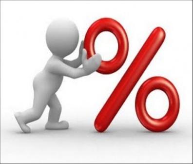На 64% возросло количество договоров по ипотеке!